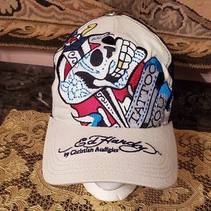 Ed Hardy by Christian Audigier Tattoo You Skull